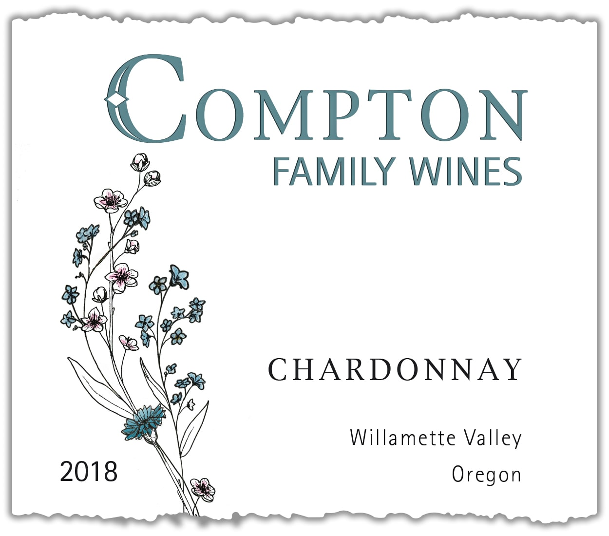 Compton Garden Series from Compton Family Wines