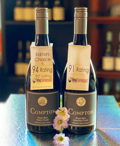 Compton two bottle gift pack